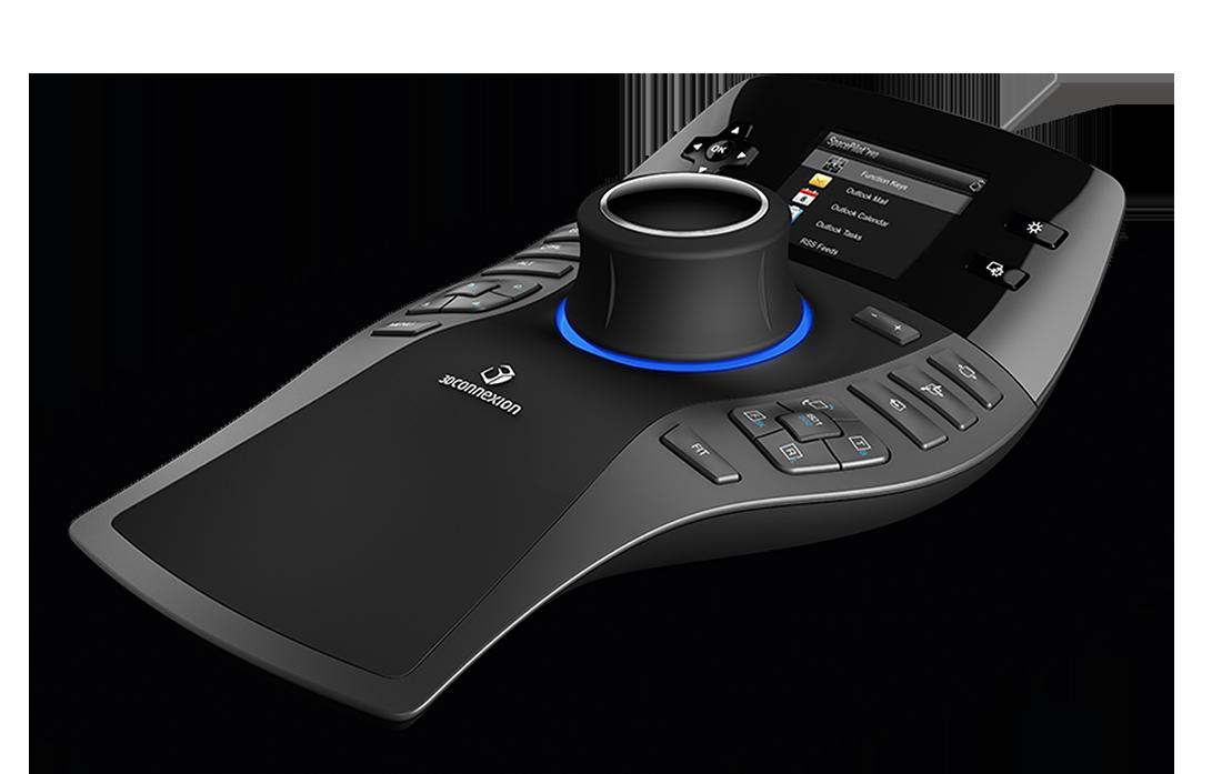 3Dconnexion Controllers