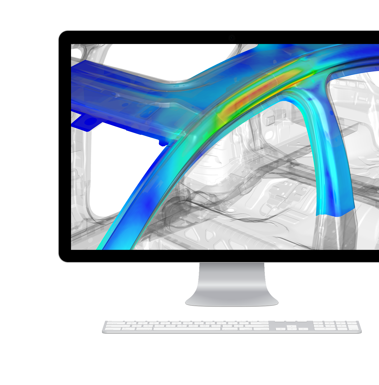 NX Simulation Modelling. Innovative features, advanced results.