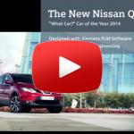 Nissan Qashqai - Siemens NX CAD|CAM|CAE & Teamcenter PLM Case Study