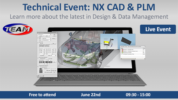 Technical Event: NX CAD & PLM