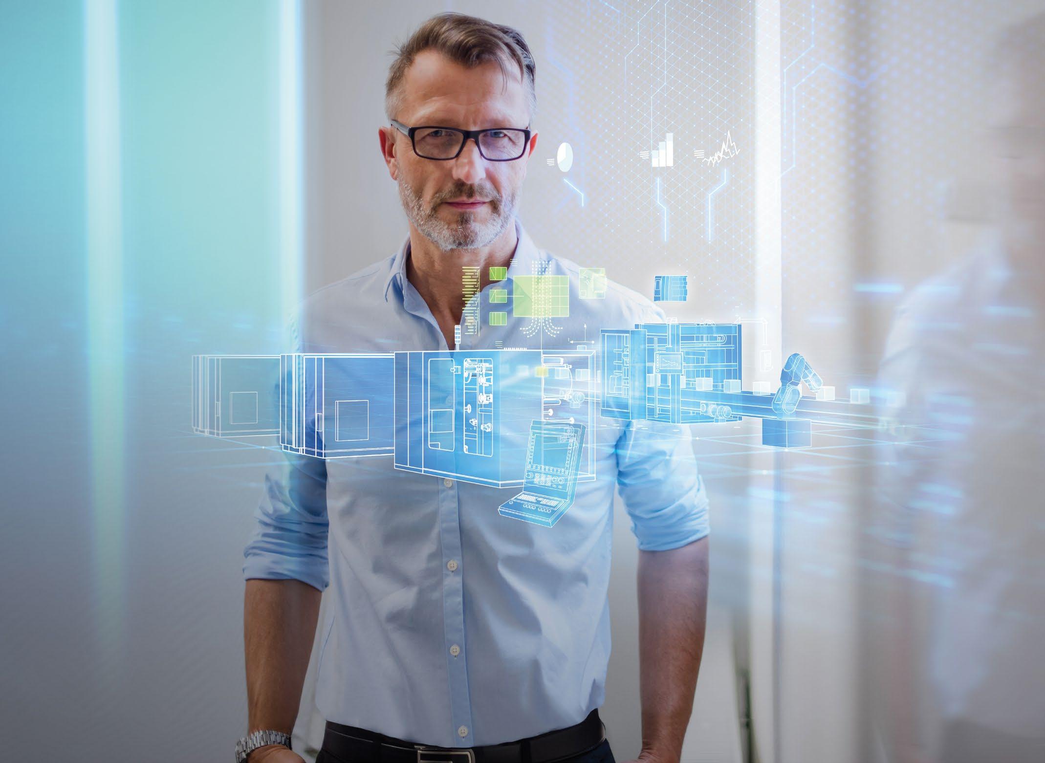 Digital Enterprise Suite for Machine Builders