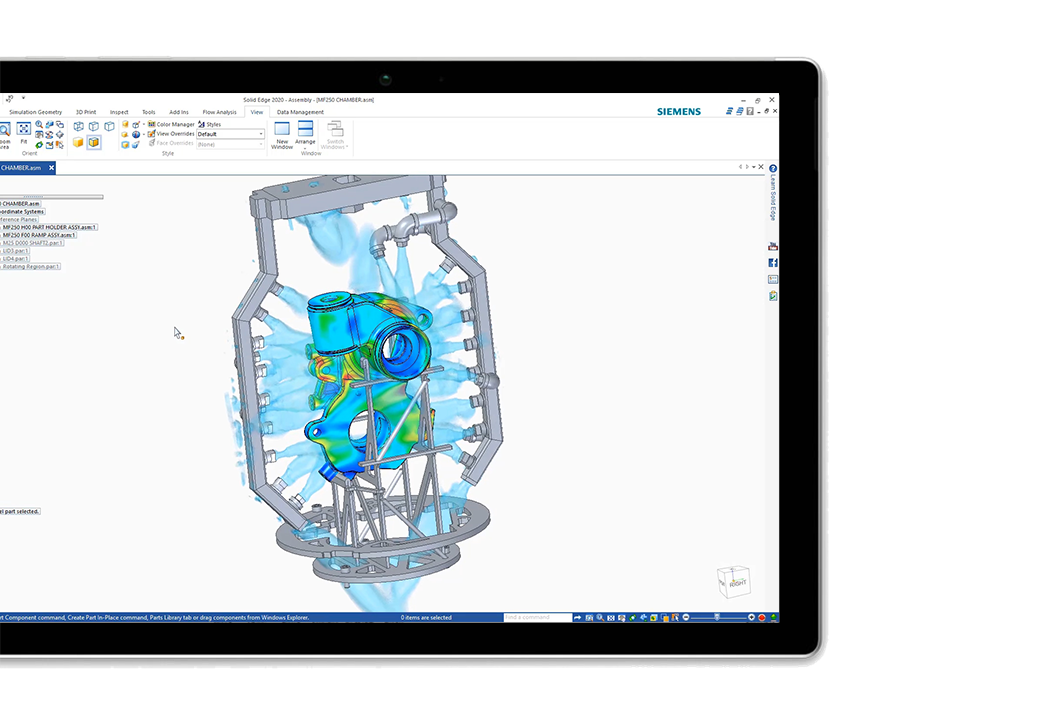 Powerful simulation tools built for designers, and robust enough for analysts